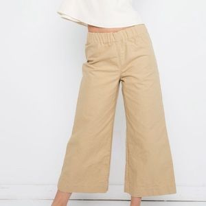 ES Florence Pant in Cotton Canvas